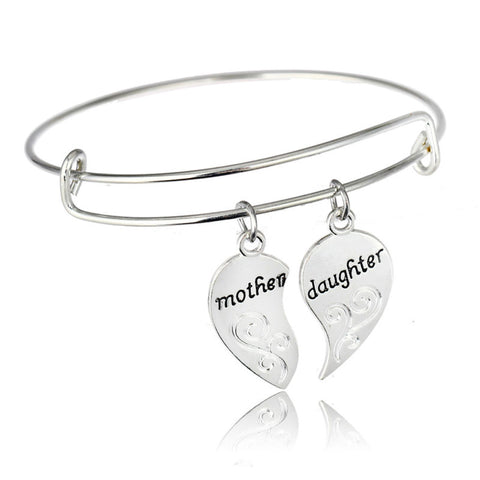Mother Daughter Friendship Bracelet