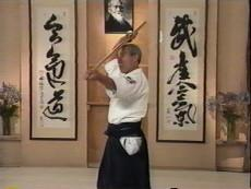 The Staff of Aikido with Mitsugi Saotome (On Demand)
