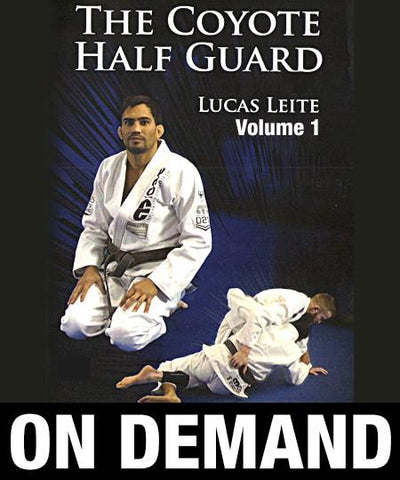 The Coyote Half Guard Vol 1 by Lucas Leite (On Demand) - Budovideos