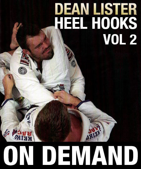 Cover Photo - K.A.T.C.H Leg Attack System Vol. 2 by Dean Lister (On Demand)