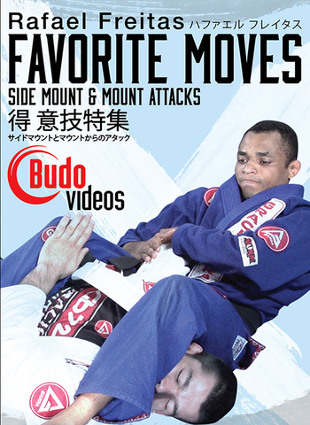 Rafael Freitas Favorite Moves: Side Mount & Mount Attacks DVD  1