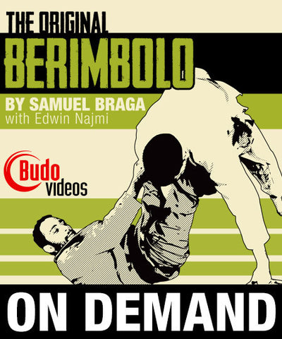 Cover - The Original Berimbolo by Samuel Braga (On-demand)