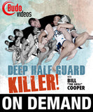 Deep Half Guard Killer by Bill Cooper (On Demand) 1