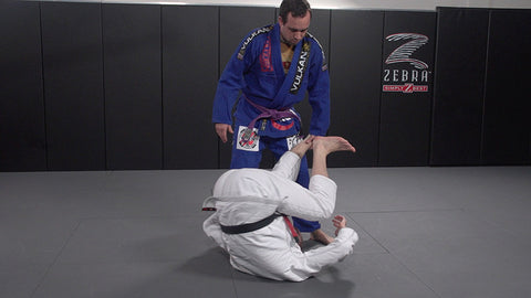 Going Upside Down: A Beginner's Guide to Inverting for BJJ DVD by Budo Jake Cover 3