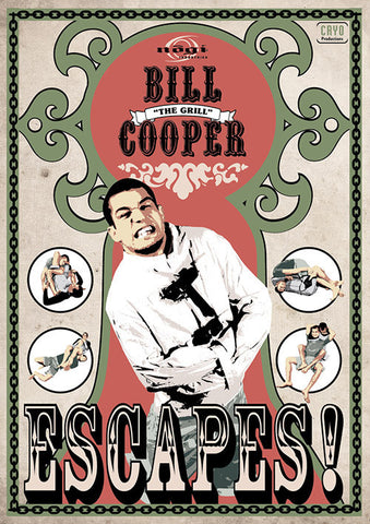 Escapes! DVD by Bill Cooper 7