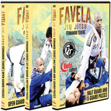 Bundle - Fernando Terere - Favela Jiu Jitsu Guard Passing 3 DVD Box Set