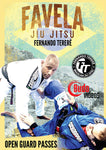 Open Guard Passes - Fernando Terere - Favela Jiu Jitsu Guard Passing 3 DVD Box Set