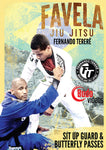 Sit Up Guard & Butterfly Passes - Fernando Terere - Favela Jiu Jitsu Guard Passing 3 DVD Box Set