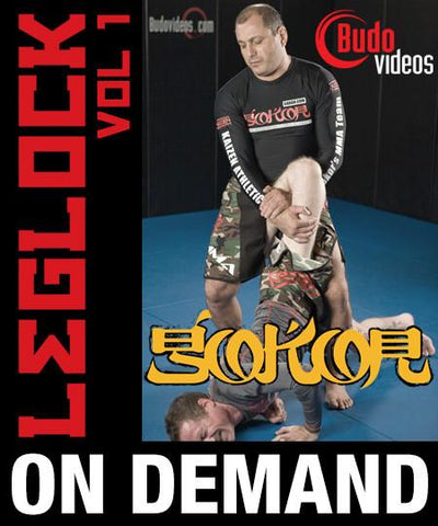 Leglock Encyclopedia with Gokor Chivichyan - Vol 1 (On Demand) 1