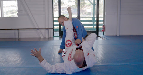 12 Must Know Side Control Escapes by Brent Littel (On Demand) - Budovideos