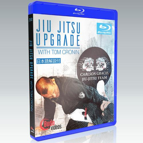 Jiu Jitsu Upgrade Blu-ray by Tom Cronin
