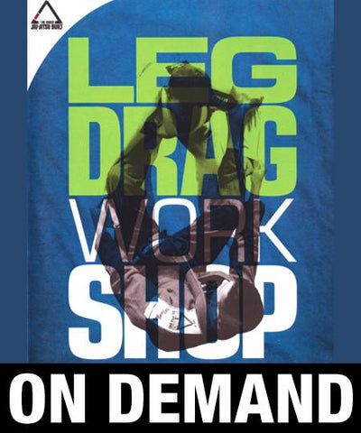 Leg Drag Work Shop with Tim Sledd (On Demand) - Budovideos
