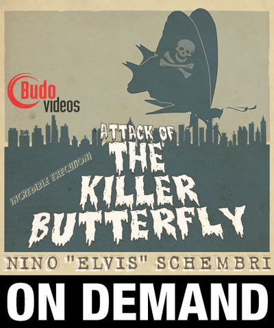 Nino Schembri Killer Butterfly (On Demand) 1