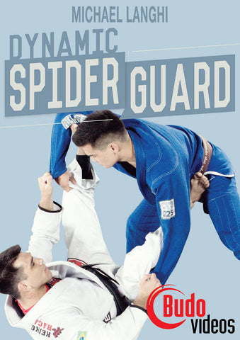 Spider Guard Langhi DVD Cover 1