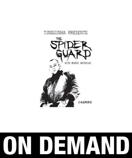 "Mauricio ""Tinguinha"" Mariano - The Spider Guard with Bonus Material (On Demand) - Budovideos"