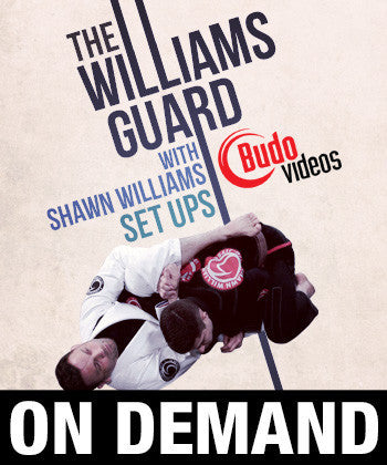 The Williams Guard - Set Ups by Shawn Williams (On Demand) 1