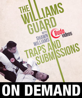 The Williams Guard - Traps and Submissions by Shawn Williams (On Demand) 1