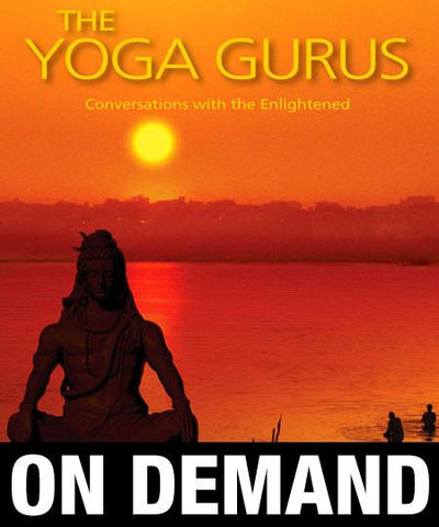 Photo Cover - The Yoga Gurus (On Demand)