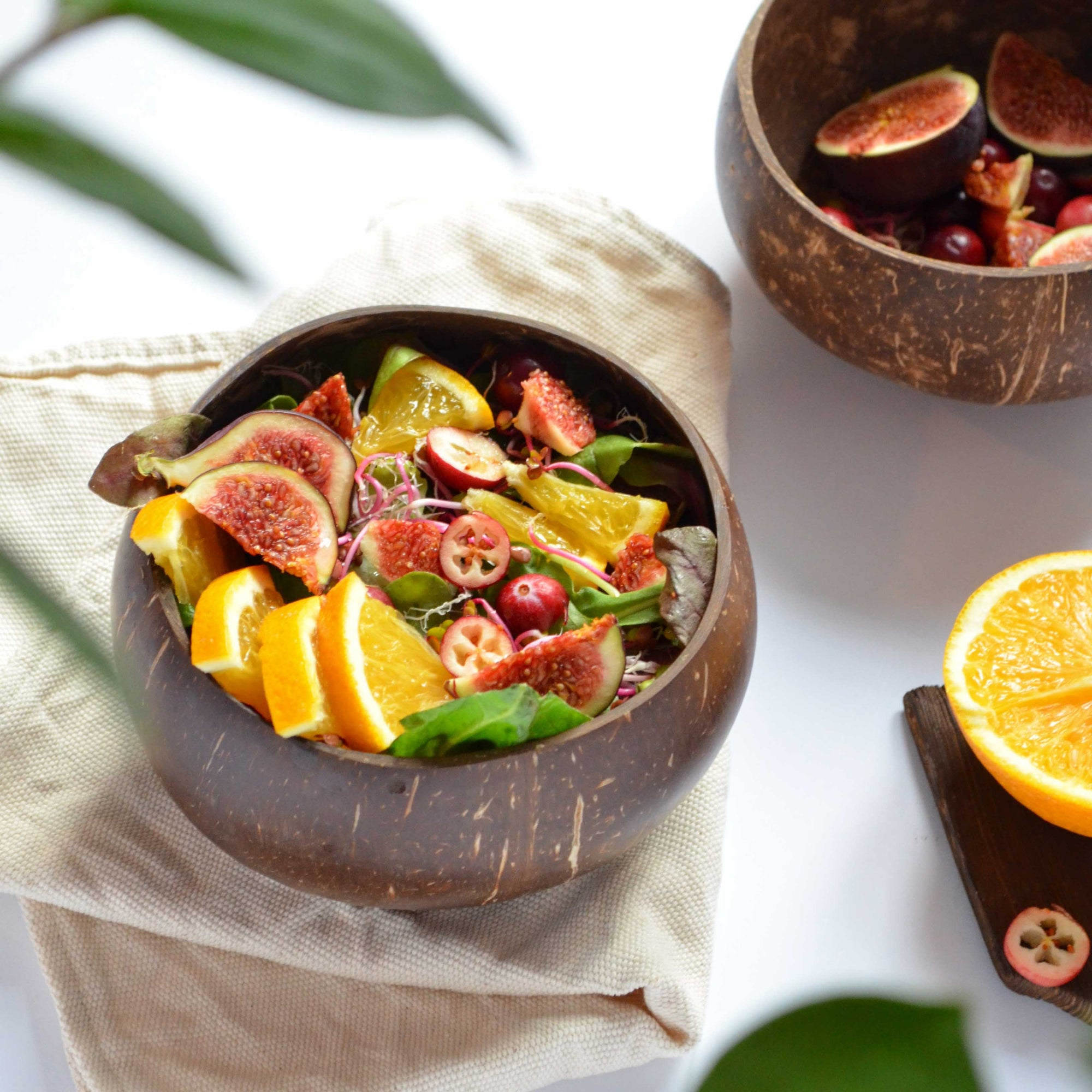 Orange Salad with Figs