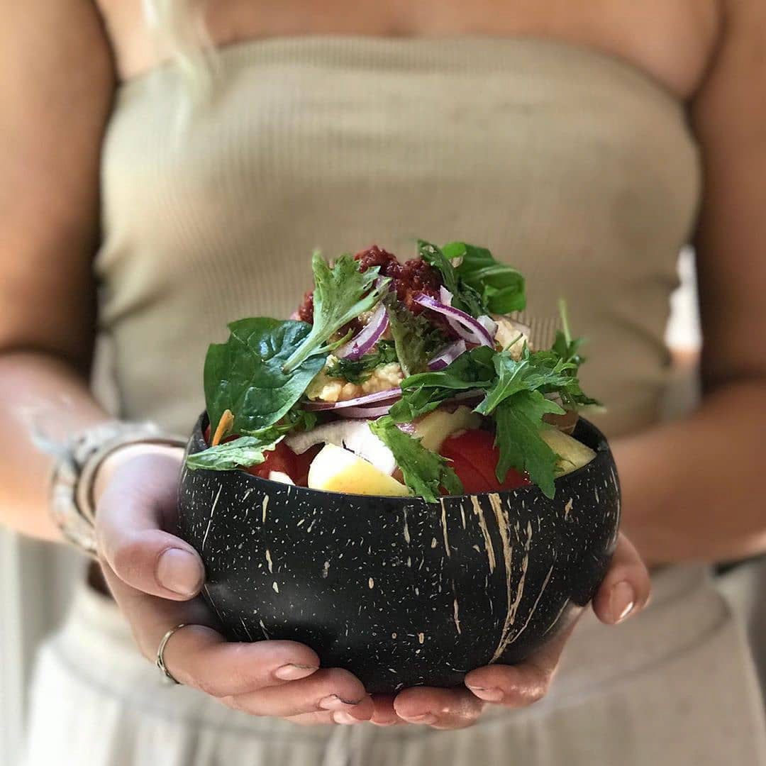Buy a Coconut Bowl, Give A Meal