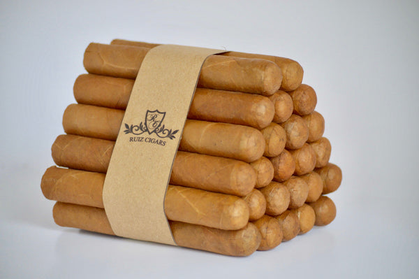 "ROTHSCHILD CONNECTICUT Bundle 5"" x 50 Filler: Nicaragua - Wrapper: Connecticut - Binder: Habana"