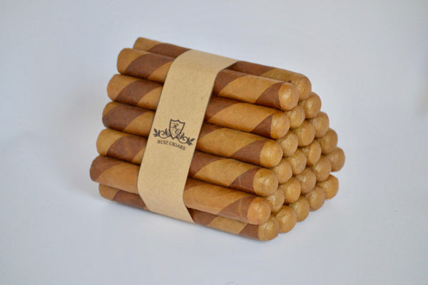 "TORO DOUBLE WRAPPER Bundle 6"" x 52 Filler: Nicaragua - Wrapper: Connecticut - Binder: Ecuador"