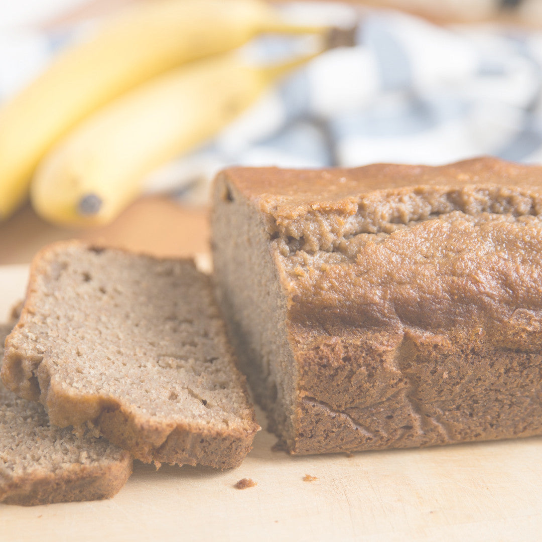 Nutritious & Delicious Banana Bread