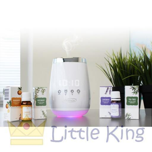 Ionmax Serene Aroma Diffuser with 4 AOS Essential Oils