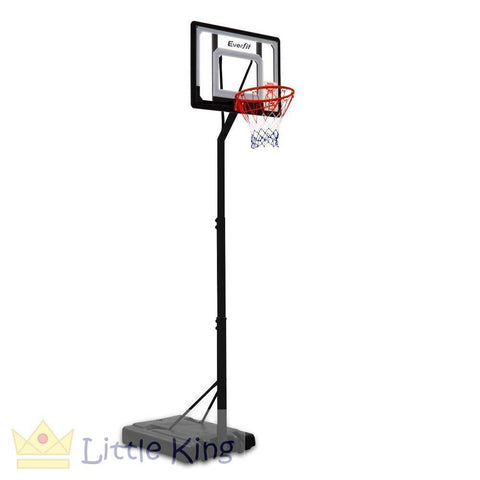 Adjustable Portable Basketball Stand 2
