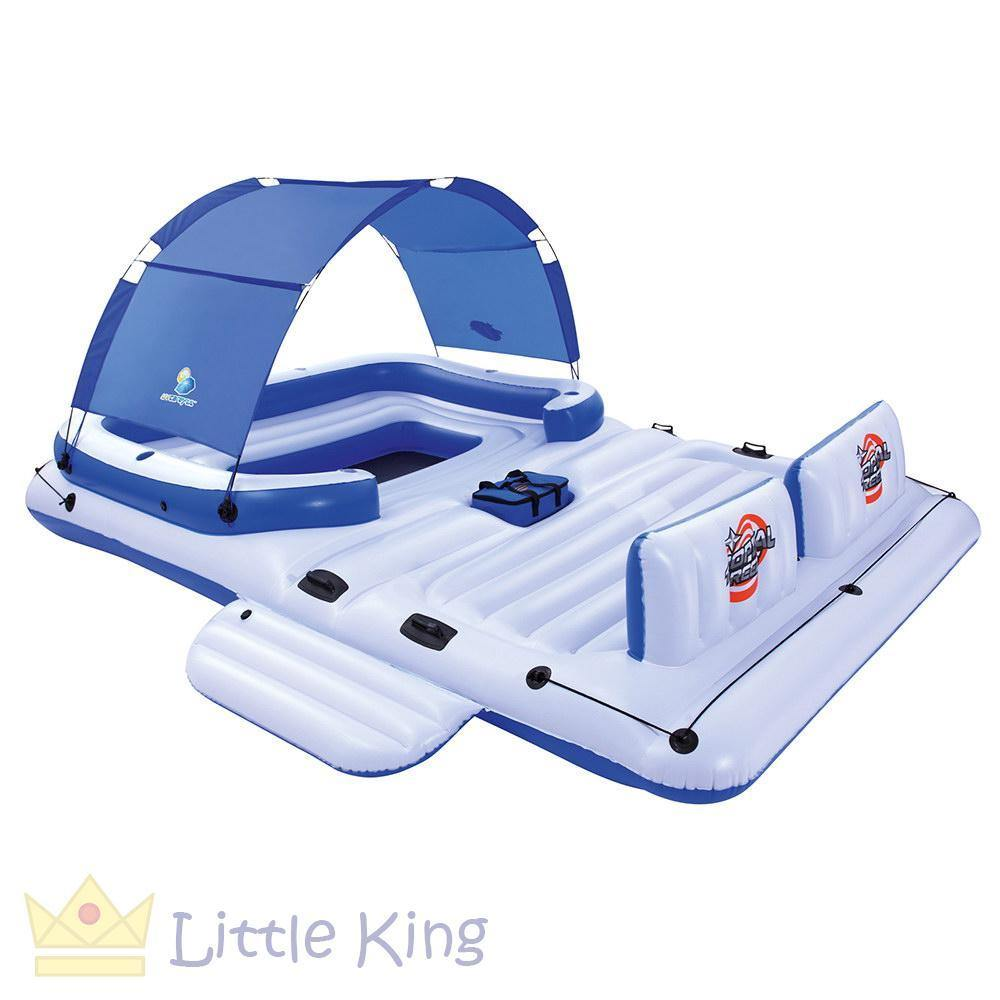 Bestway 6 People Inflatable Floating Island