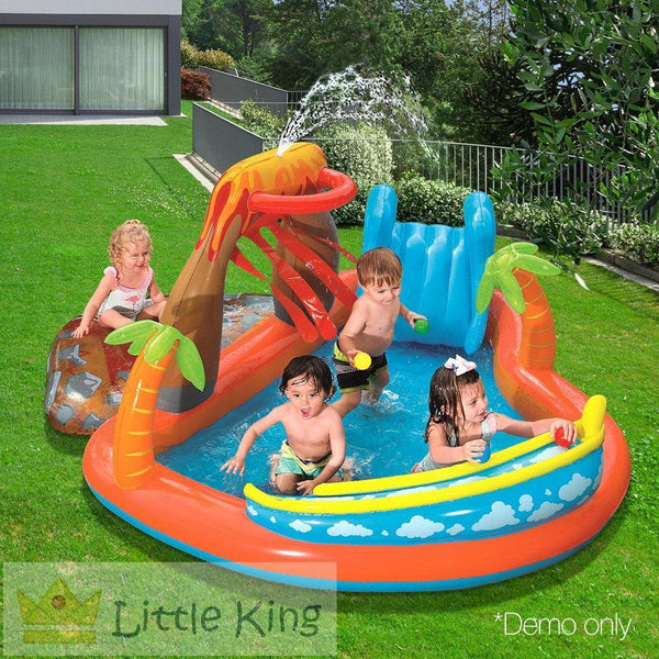 Bestway Lava Lagoon Play Centre