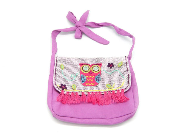 Canvas Bag Owl by Craftoy