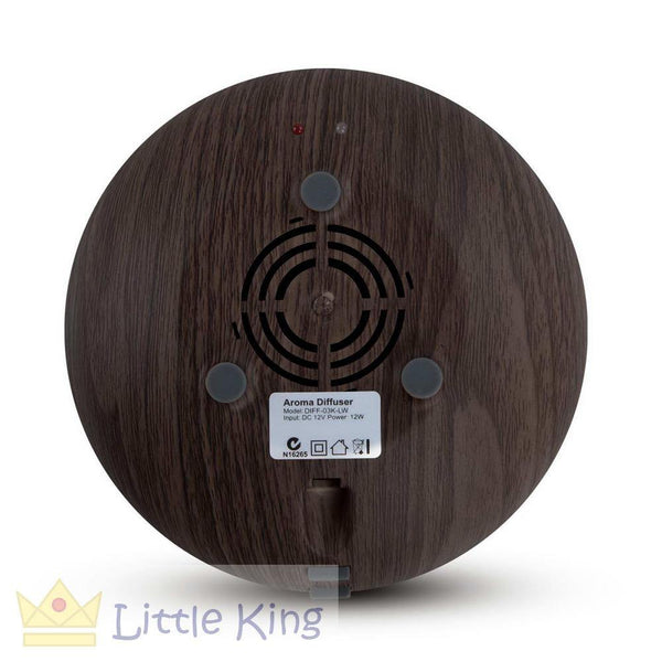 160ml 4-in-1 Aroma Diffuser Dark Wood 2