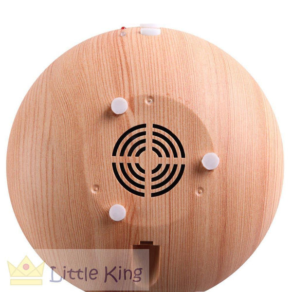 300ml 4-in-1 Aroma Diffuser Light Wood 2
