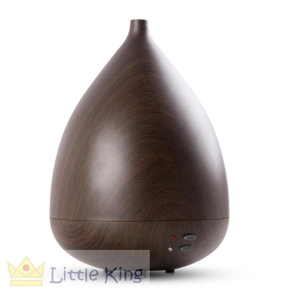 300ml 4-in-1 Aroma Diffuser Dark Wood
