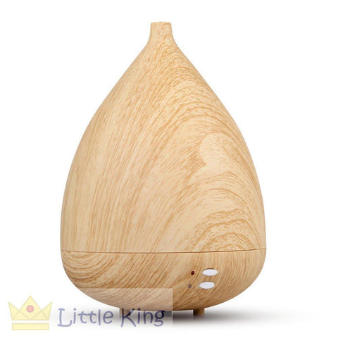 300ml 4-in-1 Aroma Diffuser Light Wood