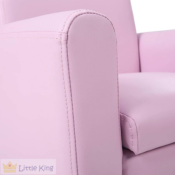 Single Couch for Kids - Pink