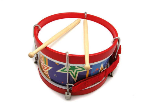 Wooden Marching Drum