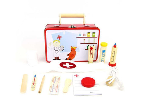 Doctor Playset in Tin Case by Kaper Kidz