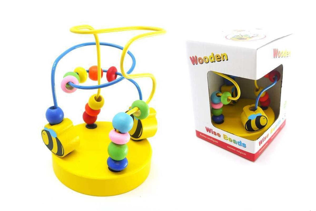 Roller Coaster Bead - Bee by Kaper Kidz