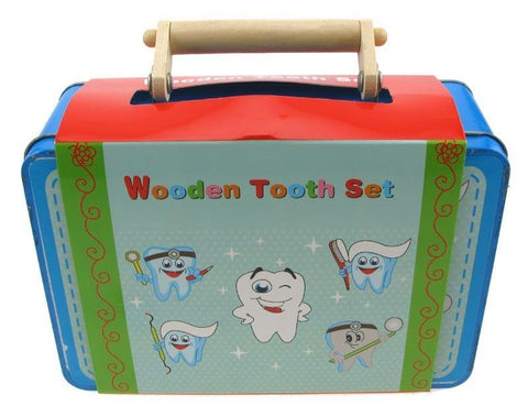 Dentist Set in Tin Case by Kaper Kidz