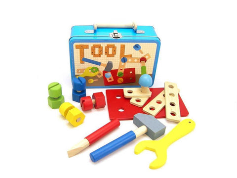 Tools in Tin Case by Kaper Kidz