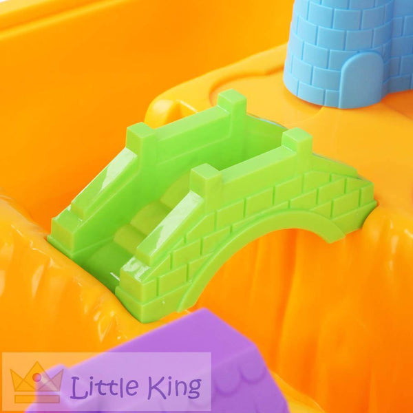 Sand and Water Table Play Set + Chair