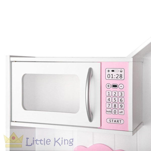 Wooden Kitchen Playset - White Princess