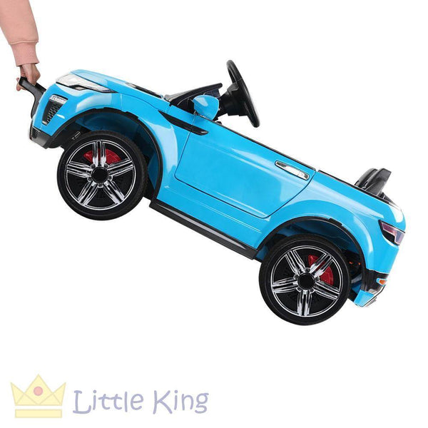 Kids Ride On Car -  Evoque Blue