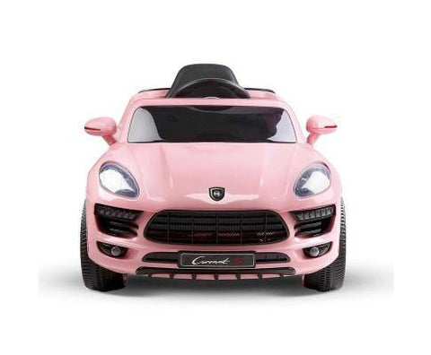 Ride On Car with Remote - Macan Pink