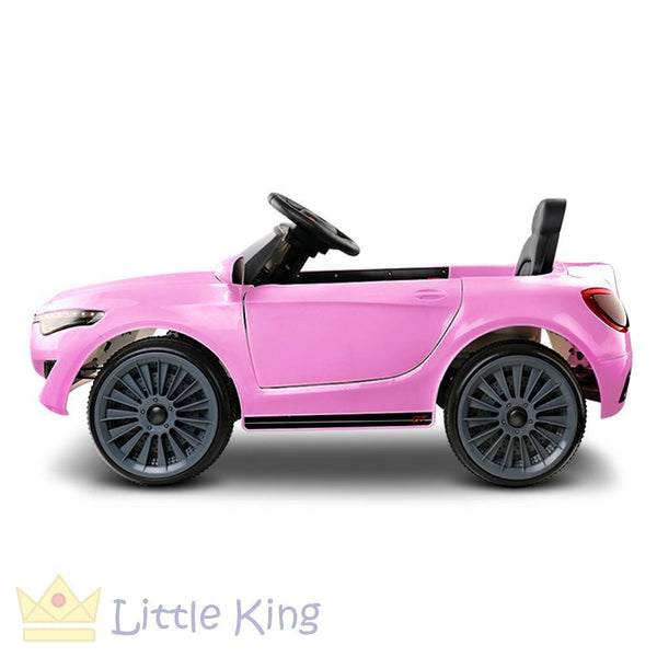 Rigo Maserati Kids Ride On Car -Pink