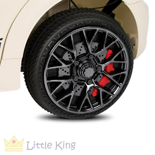 Kids Ride On Car - Mini Cooper Inspired