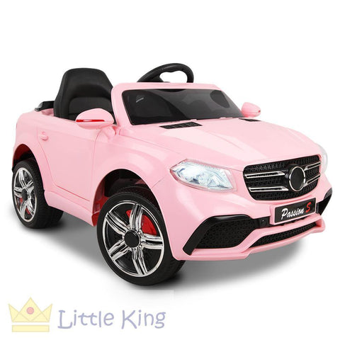 Kids Ride On Car - ML Pink