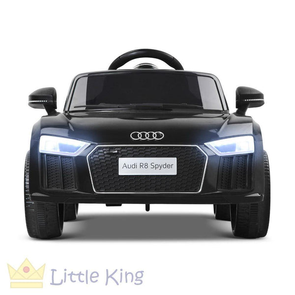 Kids Ride On Car - R8-S Black